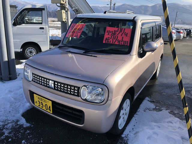 アルト ラパン 4WD XL