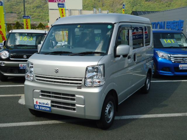 エブリイバン 4WD PCリミテッド 2型