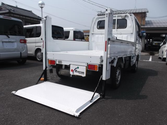 スクラムトラック 4WD リフトゲート