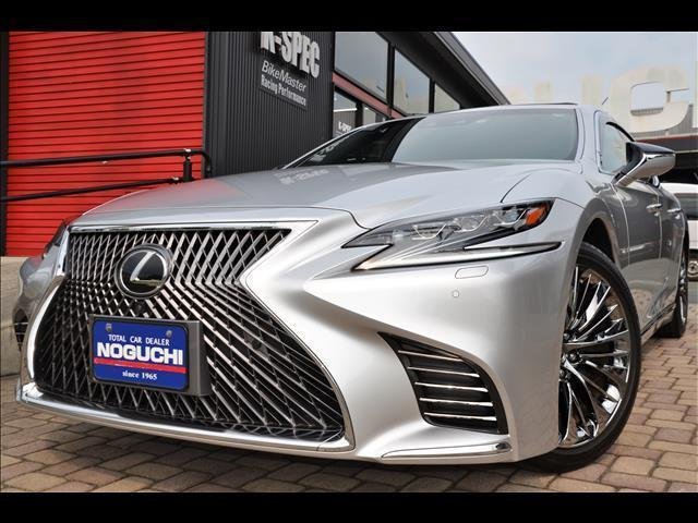"""LS460 LS500 """"I package"""" 30"""