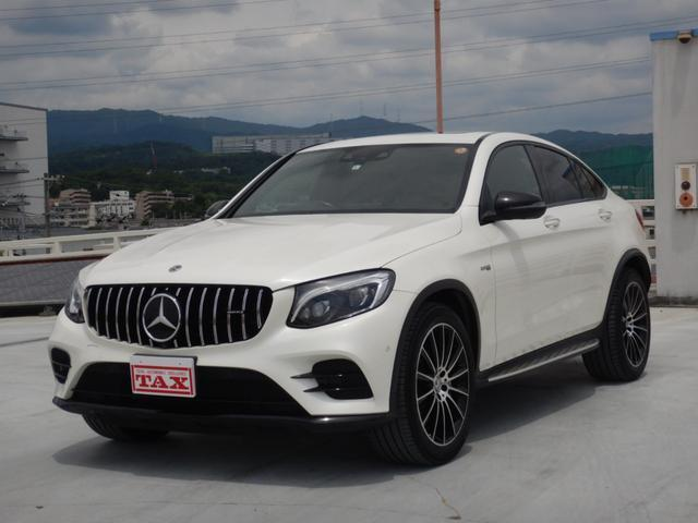 GLCクラス GLC43 4マチッククーペ 新車延長保