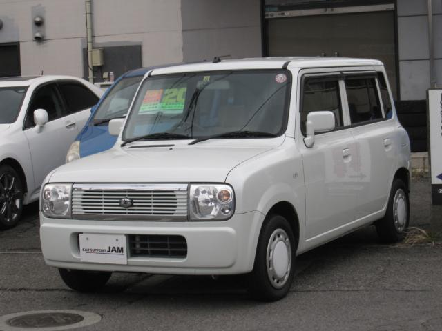 アルト ラパン Gセレクション 車検受けて総額26万円!