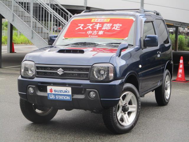 ジムニー 4WD XC 10型マニュアルミッションパートタ