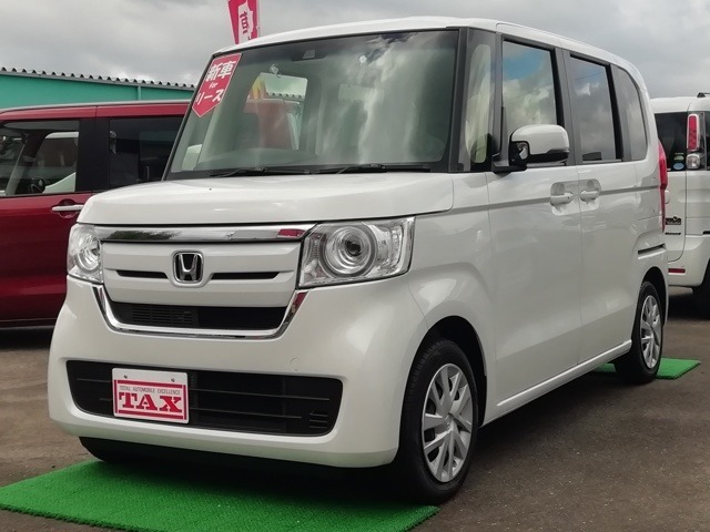 N BOX 660 G L ホンダセンシング 衝突軽