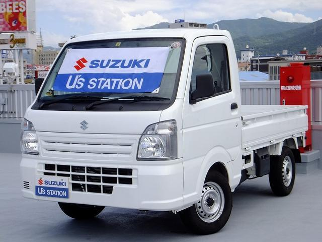 キャリイトラック 4WD KCエアコンパワステ 4型 当社デモカー