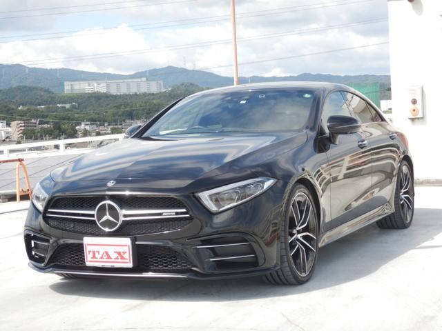 CLSクラス CLS53 4マチック+ 新車延長保証令